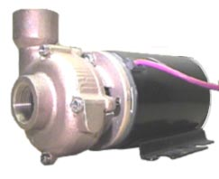 12-24V CENTRIFUGAL PUMPS