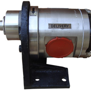 SSX Series Stainless Steel Series Gear Pumps
